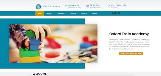 Oxford Trails New Home Page